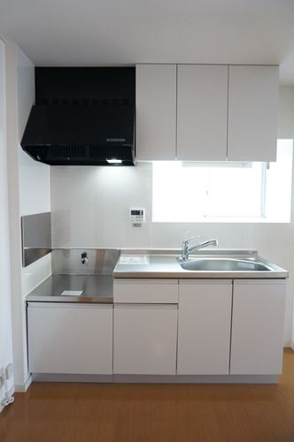 サンハイム / 301号室キッチン
