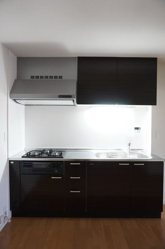 サンハイム / 303号室キッチン