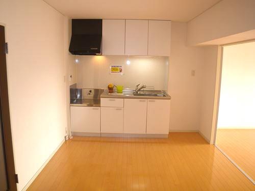 サンハイム / 403号室キッチン