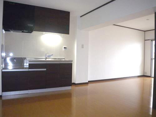 サンハイム / 503号室キッチン