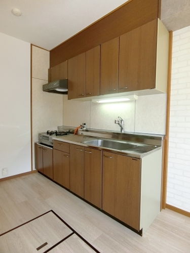 リヴェール伊賀 / 103号室キッチン