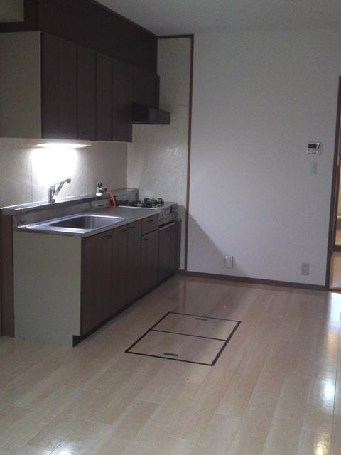 リヴェール伊賀 / 105号室キッチン
