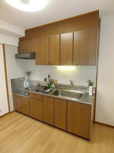 カーサ宮の前 / 303号室キッチン