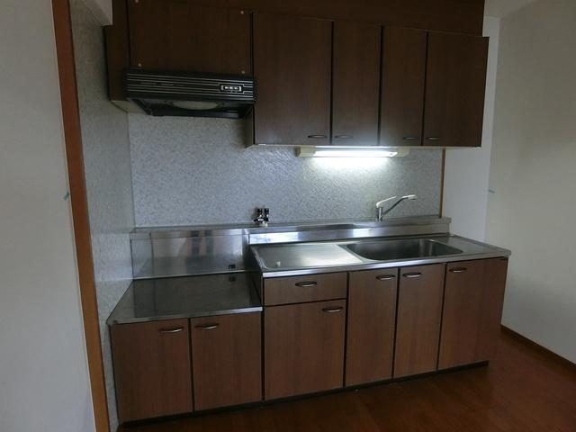 カーサ宮の前 / 403号室キッチン