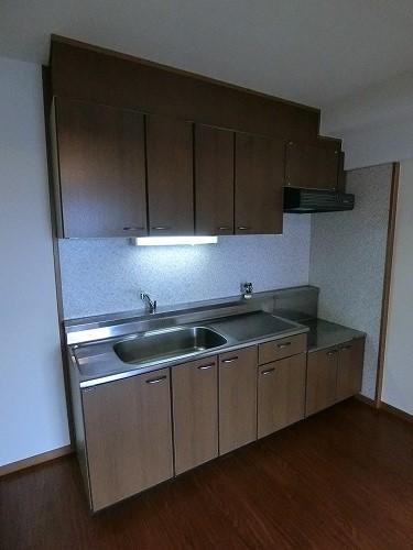 カーサ宮の前 / 602号室キッチン