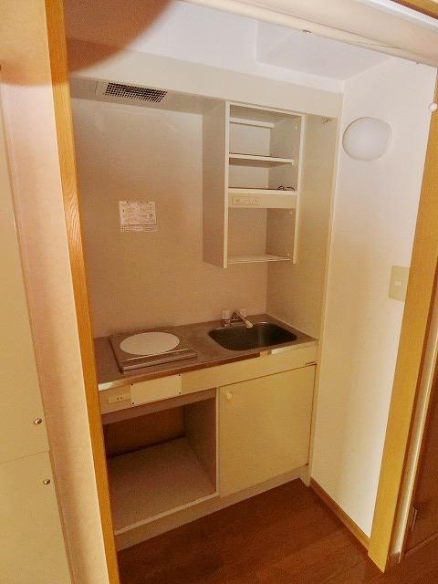 プレデュパルク壱番館 / 501号室キッチン