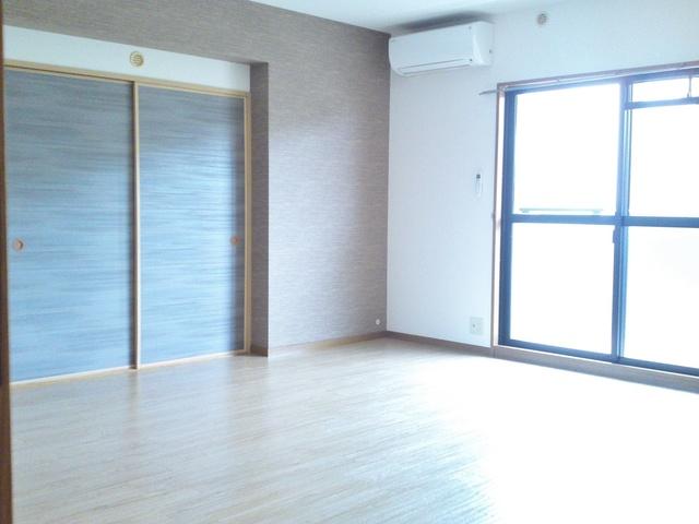 リヴェール伊賀Ⅱ / 203号室リビング