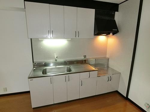 アイビーハイツⅡ / 205号室キッチン