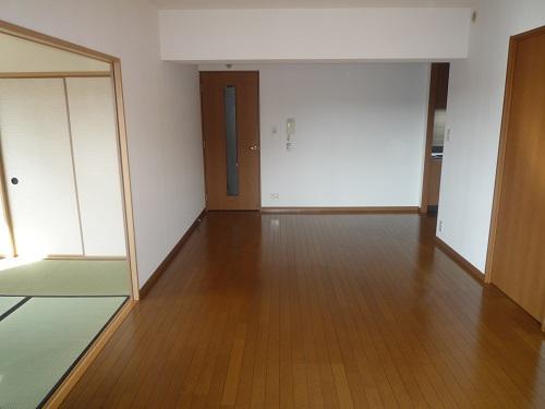メゾン・ド・ソレイユ / 201号室リビング