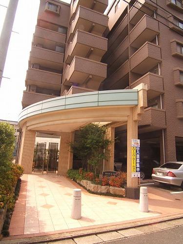 メゾン・ド・ソレイユ / 401号室建物外観