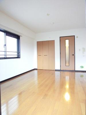 スクレーパー東 / 502号室玄関
