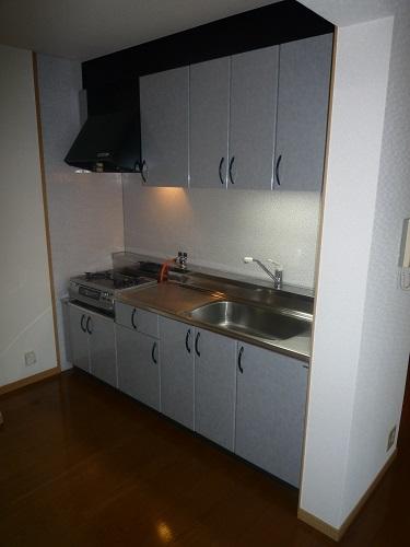ファミーユ博多の森 / 101号室キッチン