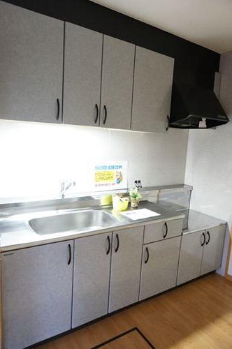 ファミーユ博多の森 / 305号室キッチン