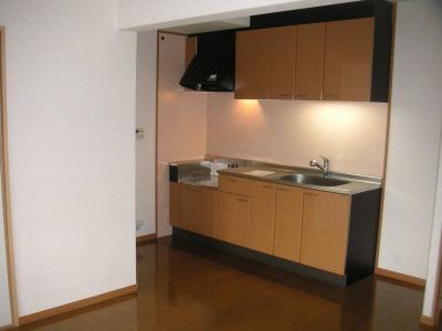 ルミエール21 / 502号室キッチン