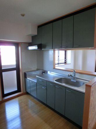 チュリス空港東 / 405号室キッチン