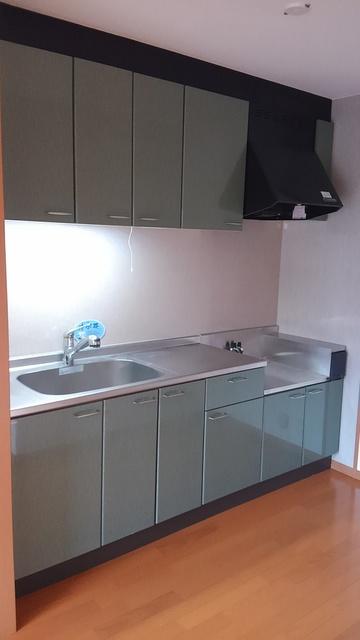 ネオパレス長者原Ⅱ / 306号室キッチン