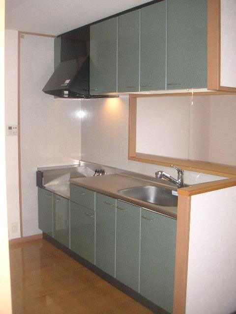 アルバ空港東 / 202号室キッチン