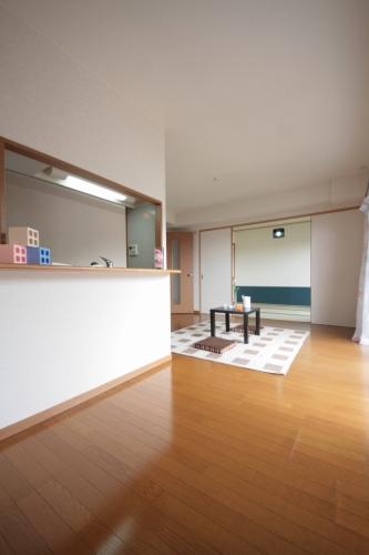 パレオコート / 403号室キッチン
