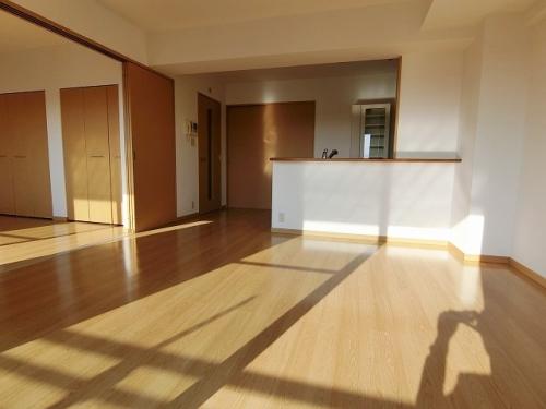 サン・ビオ空港通り(ペット可) / 402号室リビング