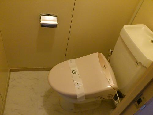 筑紫ビル / 105号室トイレ