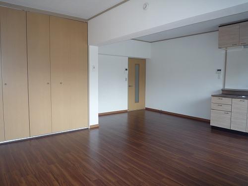 コーポラス梅津 / 201号室リビング