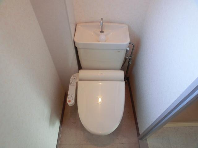 コーポラス梅津 / 205号室トイレ