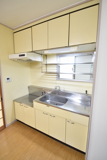 駅東レジデンス / 301号室キッチン
