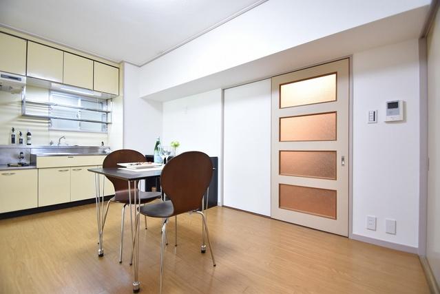駅東レジデンス / 401号室キッチン