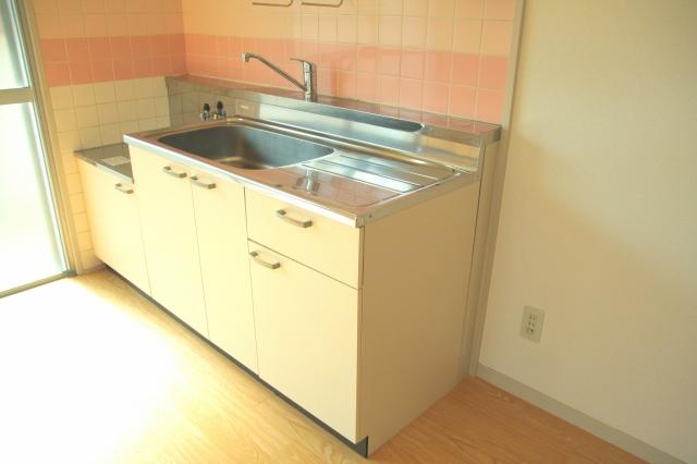 アベニュー88 / 105号室キッチン