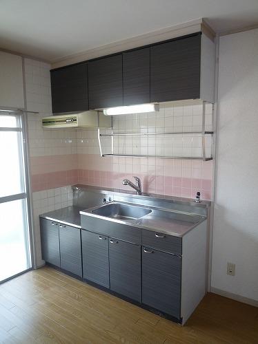 アベニュー88 / 205号室キッチン