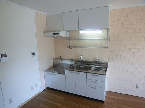 本園ビル / 403号室リビング