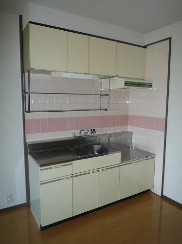コープセンタービレッジ / 303号室キッチン