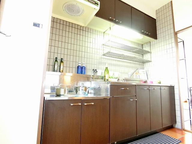 ソフィア'92 / 501号室キッチン