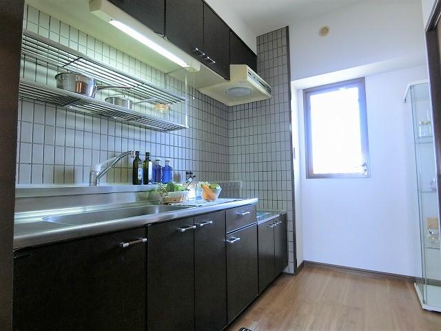 ソフィア'92 / 502号室キッチン