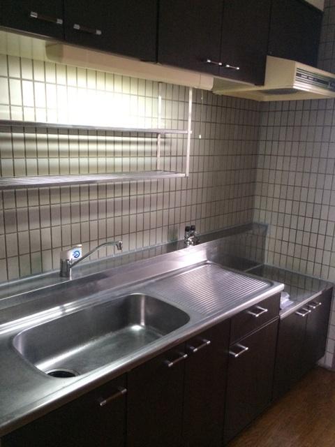 ソフィア'92 / 602号室キッチン