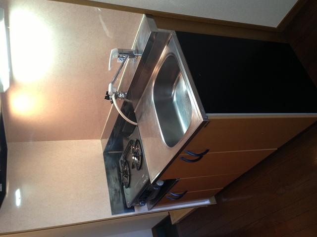 サークルフロント / 201号室キッチン