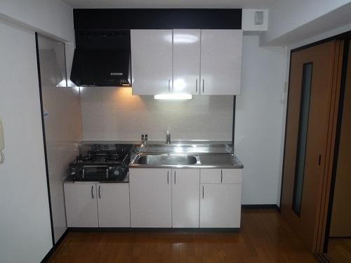 セトル吉塚 / 601号室キッチン