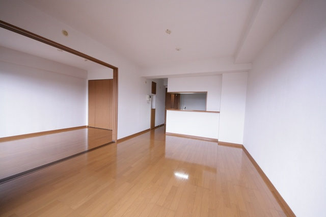 リバーランド箱崎Ⅴ / 605号室リビング