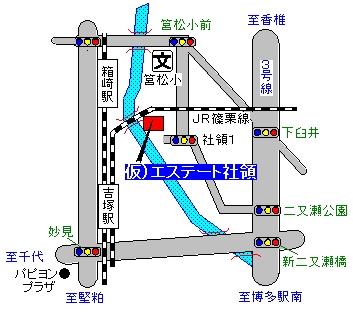 マノワール箱崎 / 202号室