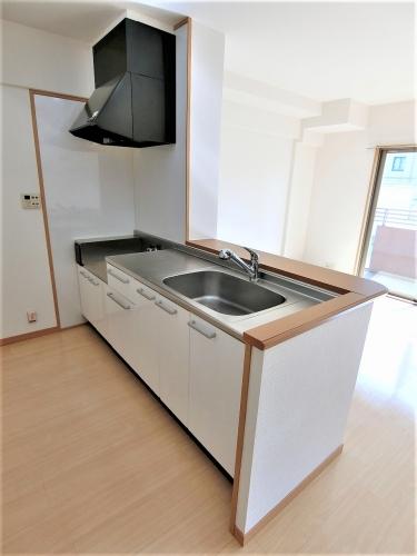 スターマイン / 802号室キッチン