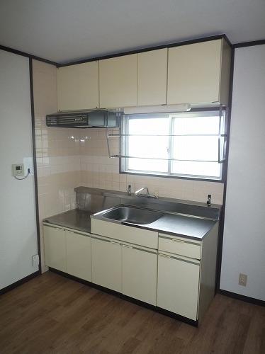 レジデンス牛房 / 102号室キッチン