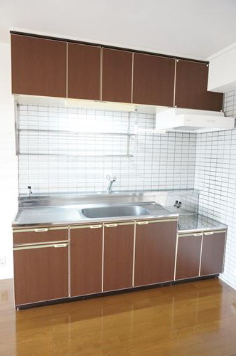 パステルハイムⅡ / 202号室キッチン