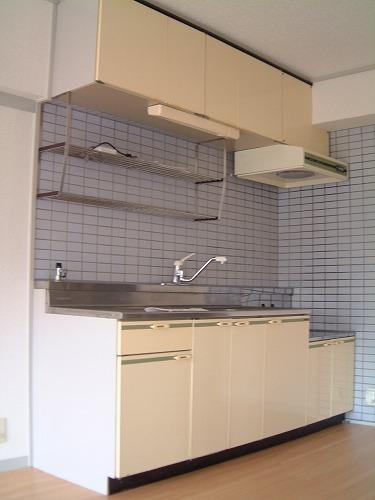 パステルハイムⅡ / 205号室キッチン