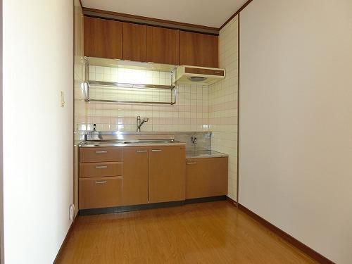 Flower'24 / 403号室キッチン