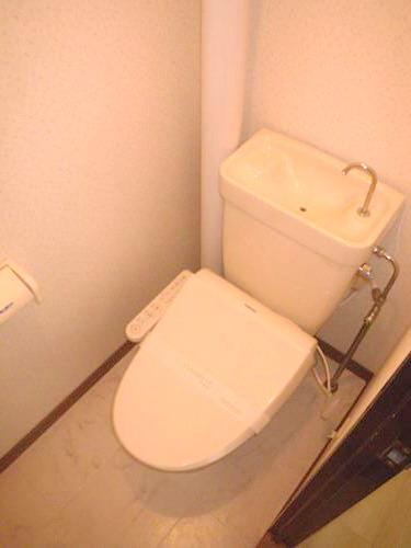 エクセル篠栗 / 103号室トイレ