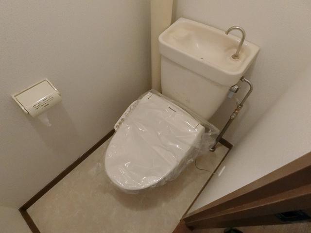 エクセル篠栗 / 201号室トイレ