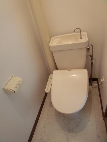 エクセル篠栗 / 206号室トイレ
