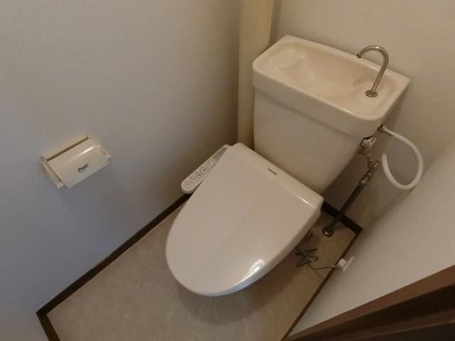 エクセル篠栗 / 301号室トイレ