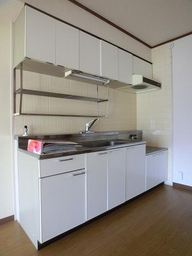 エクセル篠栗 / 302号室キッチン