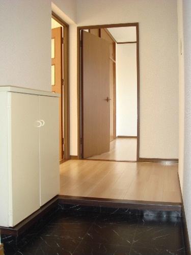 サンハイツKUDO / 201号室玄関